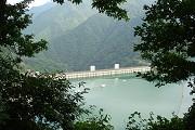 奥多摩湖・小河内ダム