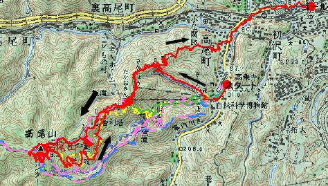 20090102のルートマップ