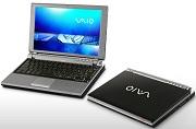 VAIO「typeT」VGN-T91PS[Carbon Edition]